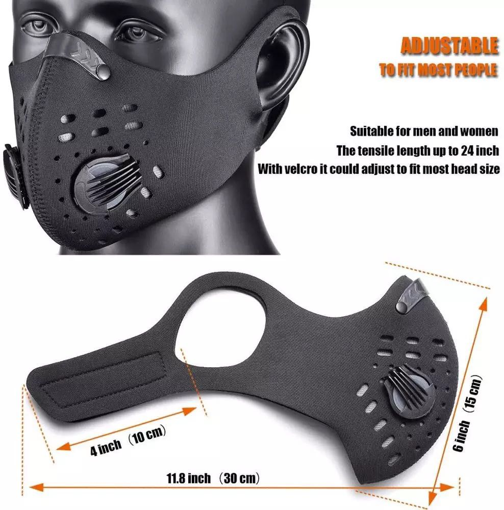 Adult Reusable Neoprene Face Mask