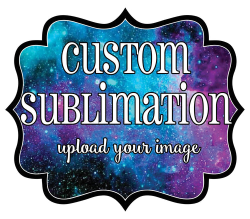 Custom Printed Sublimation Transfers