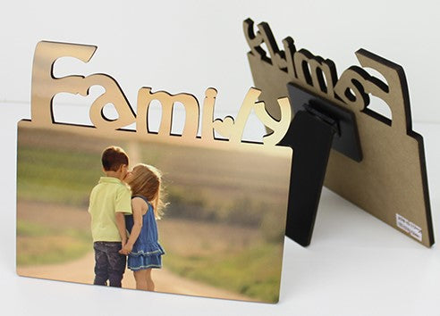 Custom Family Frame