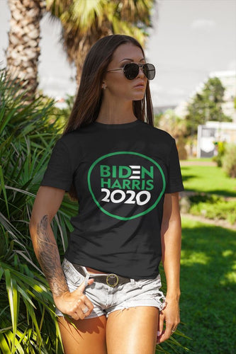 Biden/Harris 2020 Shirt (Circular Design)