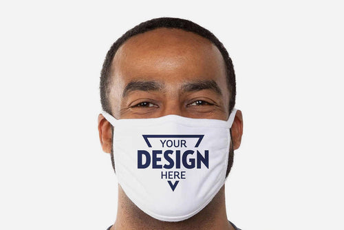 Customized Face Mask - Buy Two and Save!