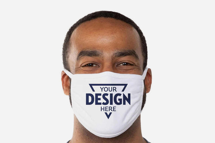 Customized Face Cover - Buy Two and Save!