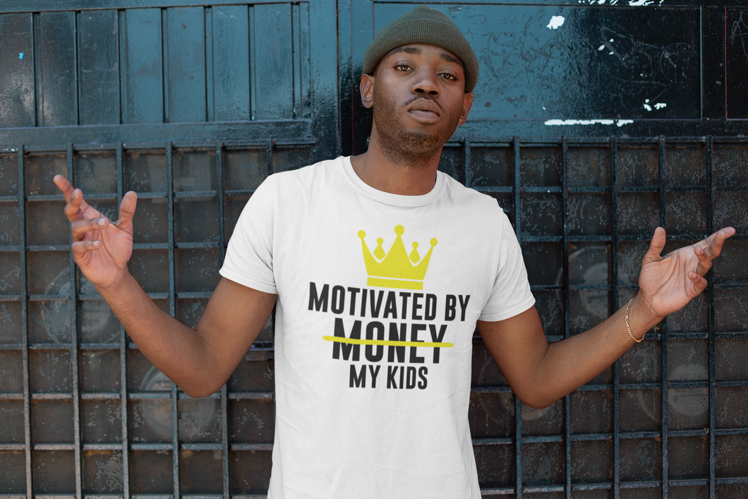 Motivated By My Kids