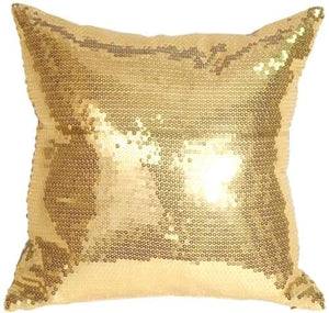 Custom Sequin Pillow Cover - Multiple Colors