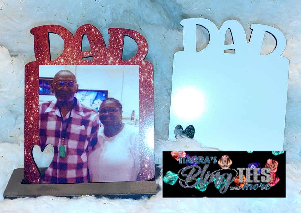 Custom Dad Picture Frames