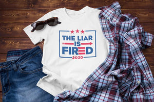 Trump Fired Shirts (Multiple Options)