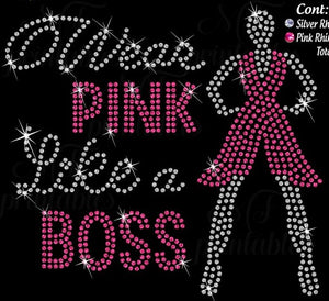 Wear Pink Like a Boss