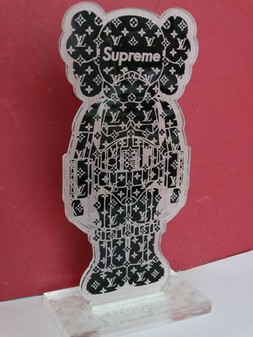 KAWS X LOUIS VUITTON X SUPREME STORMTROOPER