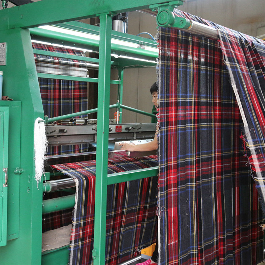 Dr.Muxuce cashmere products factory