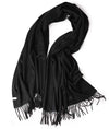 black scarf women