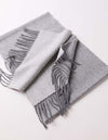 winter cashmere scarf women