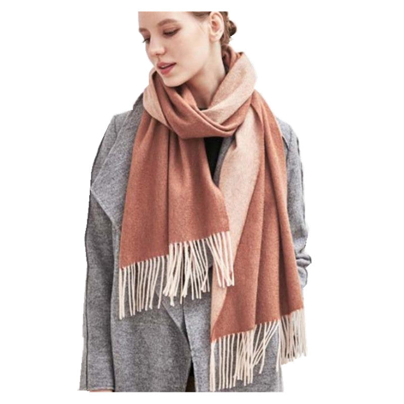 brown-cashmere-scarf-women