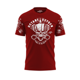 "T-Shirt ""Metal - Special Edition"" Rot"