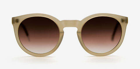Champagne Sustainable Sunglasses
