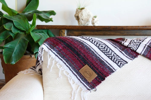 Give Perf Fair Trade Blanket from Mexico