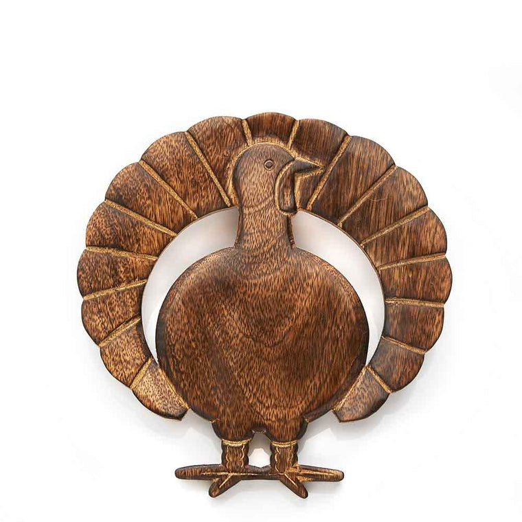 Mango Wood Trivet- Turkey