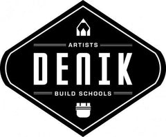 Denik is a social enterprise building schools with Pencils of Promise