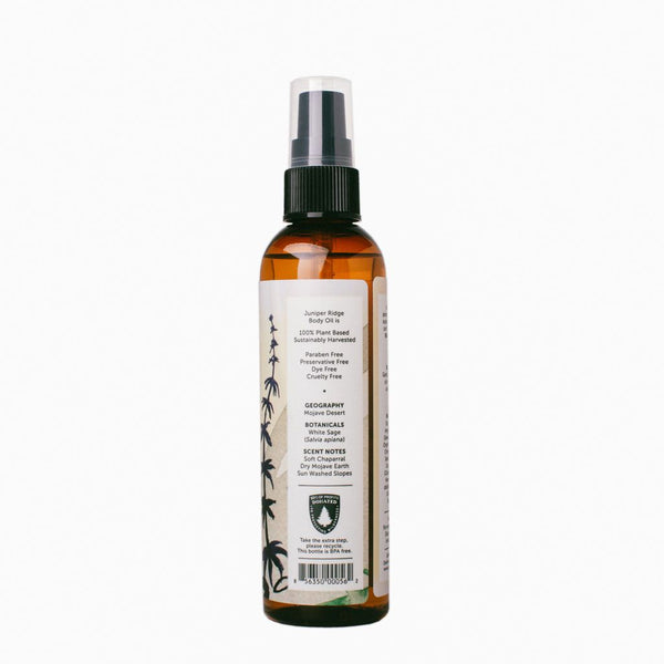 White Sage Body Oil