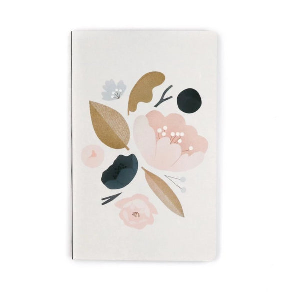 Peonies Layflat Journal