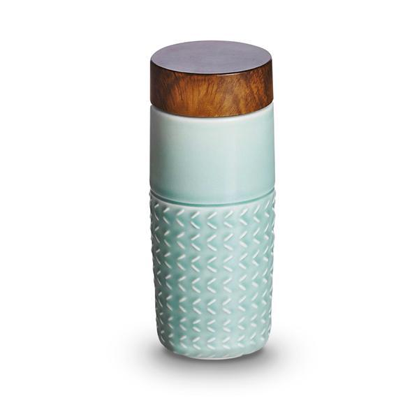 Eco Tourmaline Tumbler- Mint Green