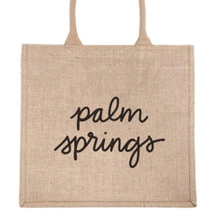 Palm Springs Locals Tote