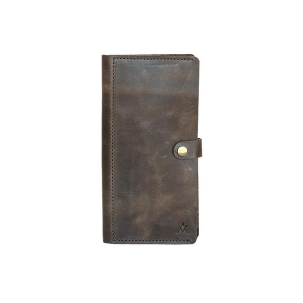 Eco-Leather Pocket Wallet