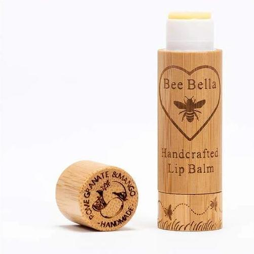 Pomegranate + Mango Handcrafted Lip Balm - Redemption Market