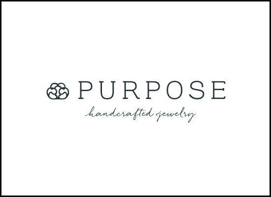 Purpose Jewelry Ethical Fashion logo