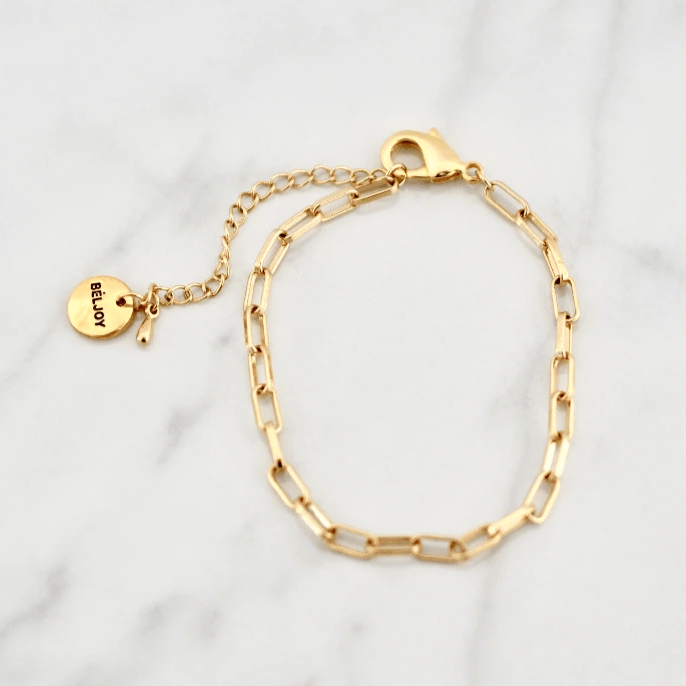 Braylee Chain Bracelet- small link