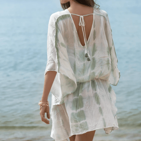 Seafoam Beach Cover-Up - Redemption Market