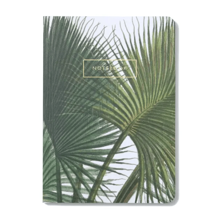 Botanical Notebook - Redemption Market