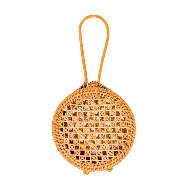 Rattan Coin Purse for Little Girls - Redemption Market