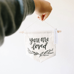 You Are Loved Banner - Redemption Market