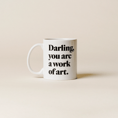 Work of Art Mug - Redemption Market