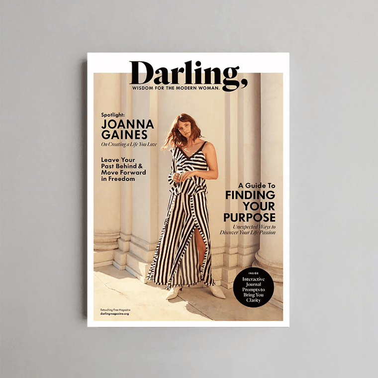 Darling Magazine- Issue 25
