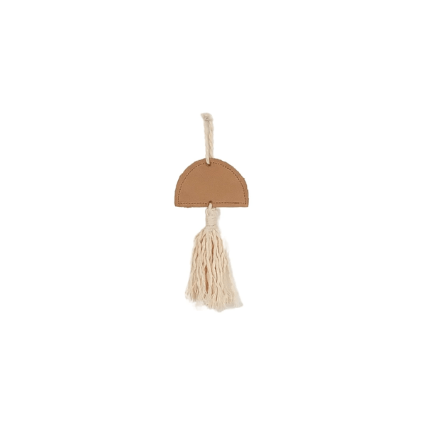 Mini Leather Wall Hanging