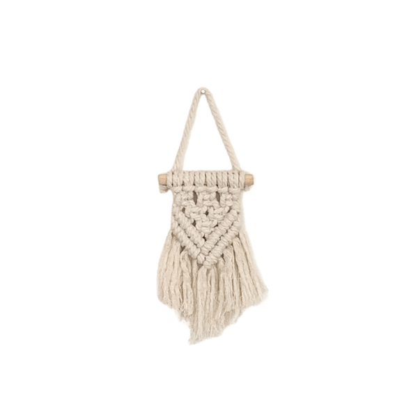 Mini Macrame Hanging