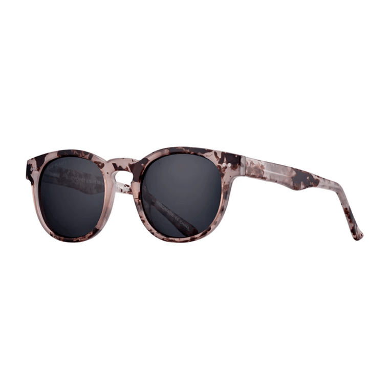 Indie Eco-Process Sunglasses- Ivory Tortoise