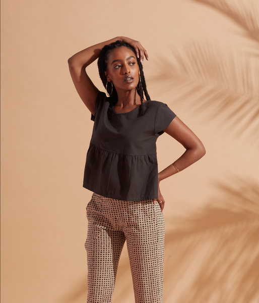 Cali Organic Cotton Top