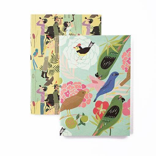 Journal Set- Birdwatchers