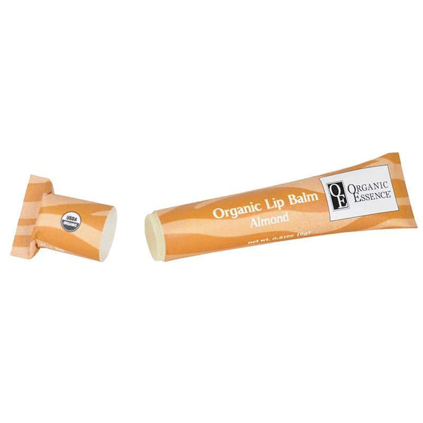 Organic Lip Balm in Compostable Tube- 6 flavors - Redemption Market