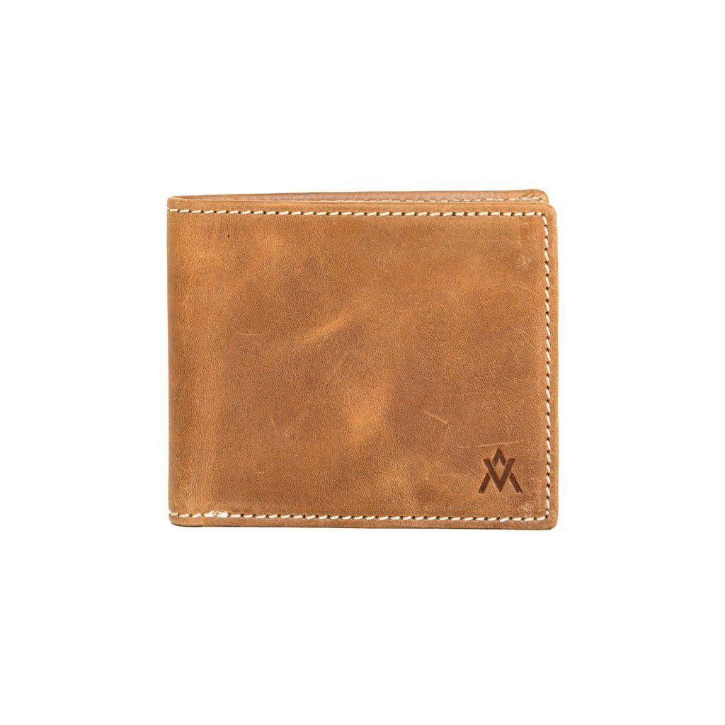 Camel Eco-Leather Wallet - Elevate People - Redemption Market