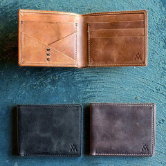 Eco-Leather Wallet - Elevate People - Redemption Market