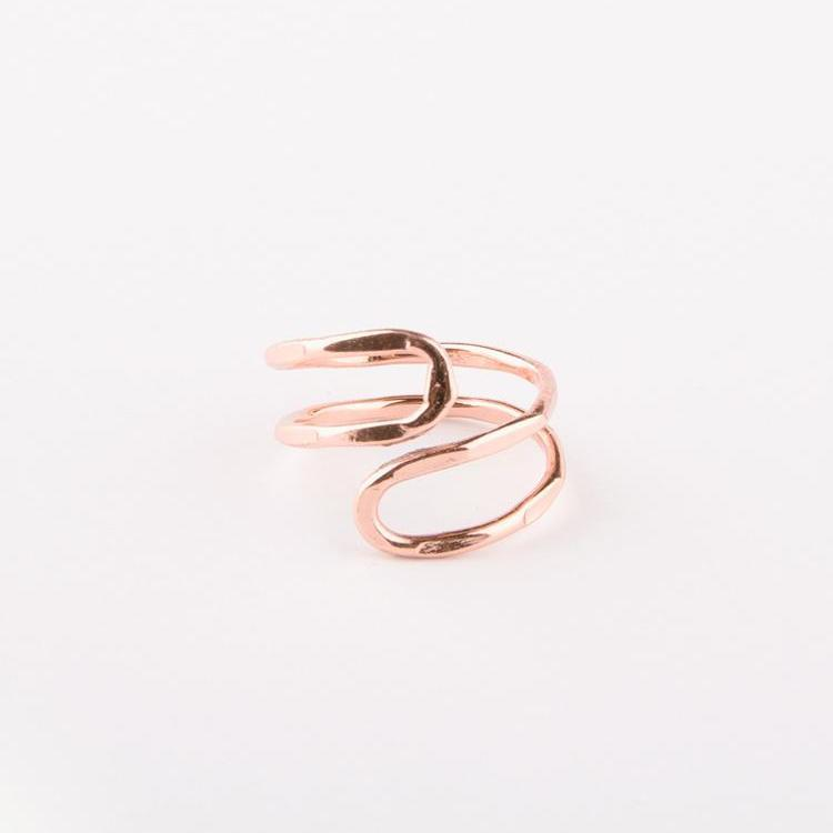 Meander Ring- 3 styles