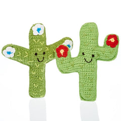 Rattle-Friendly Cacti
