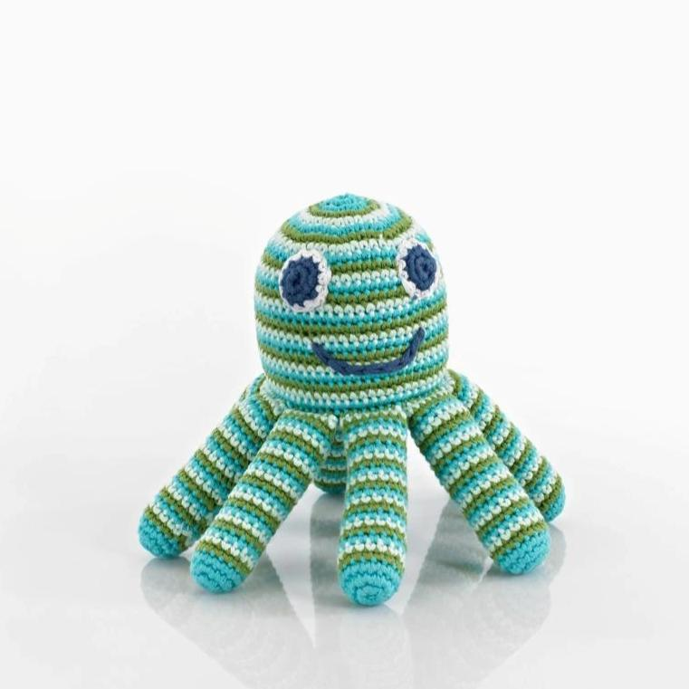 Octopus Rattle - Redemption Market - 3