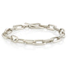 Chubby Large Link Knife Edge Chain Bracelet