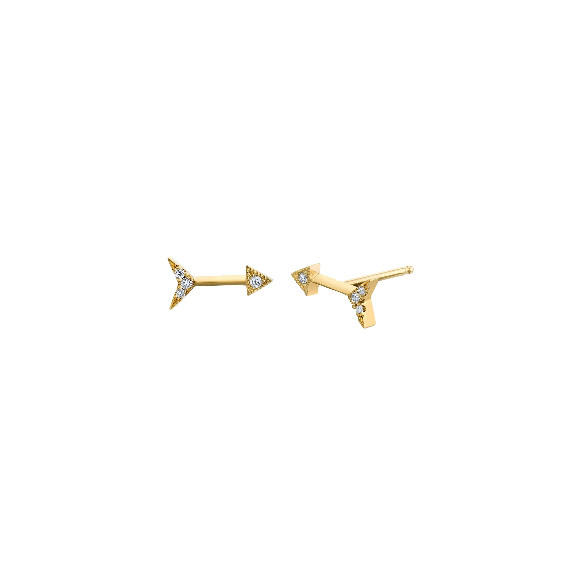 Mini Arrow Stud