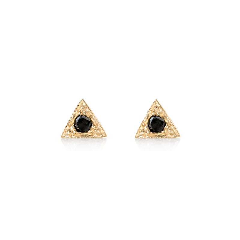 Triangle Solitaire Studs