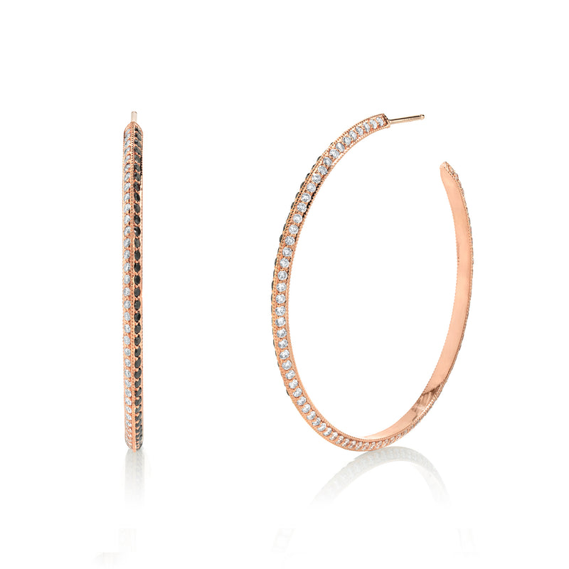 Othello Knife Edge Hoops